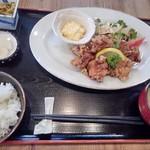 あけぼの食堂 - ¥900