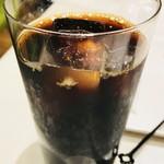 デリカフェ - 私のアイスコーヒー