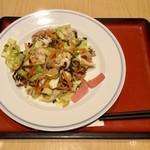 中華料理 泰洲園 - 【皿うどん(800円)】