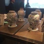 ANAラウンジ - 日本酒の壺