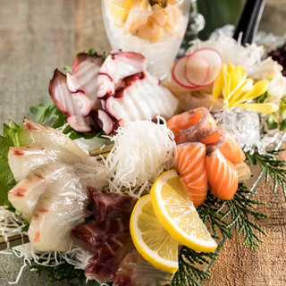 KATSUOの魚がすごい!!!