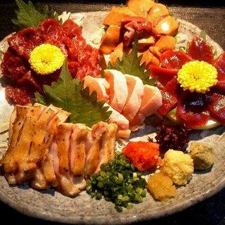 毎日直送される、九州の新鮮な食材の数々をご堪能ください◎