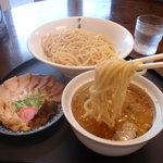 麺 風来堂 - 料理写真:塩つけ麺