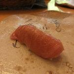 梅乃寿司 - 2011/06 深浦産本マグロ