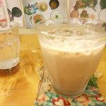 カフェ コスモス - ドリンクのアイスココア