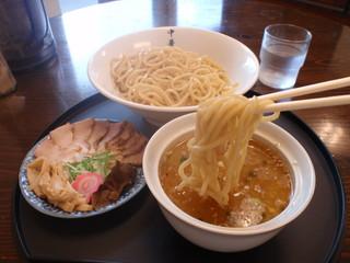 麺 風来堂 - 塩つけ麺