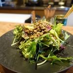 81680777 - 小牧 前田さんの無農薬野菜 レンズ豆のサラダ