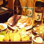 浜焼太郎 - お手軽浜焼きコース