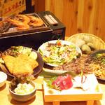 浜焼太郎 - お値打ち海鮮コース