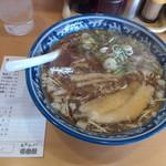 壱番館 - 尾道ラーメン(大盛)