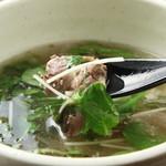 ■テールスープ