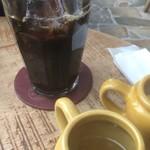 ア・ラ・カンパーニュ - アイスコーヒー