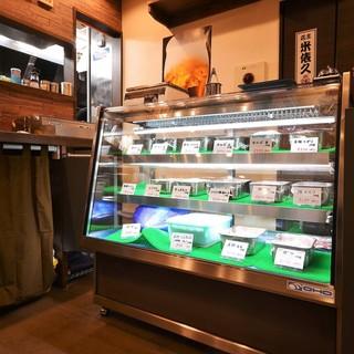 ★お肉のテイクアウトOK!店内で精肉販売中♪