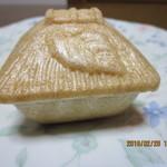 青柳菓子店 - 料理写真:「夕暮最中 150円」