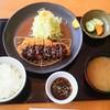 とん膳 - 料理写真:霜ふり旨豚味噌ロースかつ定食(1380円)