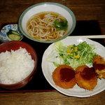 麺ず食楽部 十文字 - 料理写真: