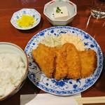 和 - チキンむねカツ定食