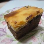 リヨン メルシー - チョコレートチーズケーキ