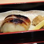 はかた天乃 - ◆銀鱈は厚みがありますね。味噌の味わいもよく美味しい