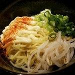 餃子バル - マヨら~麺