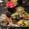 玉峰館 - 料理写真:綺麗に盛り付けられた前菜。
