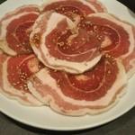 ソウル苑 - 豚カルビ