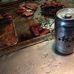 やまき - キモと缶ビール