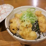 81697973 - 鶏天丼(300円)