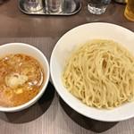 麺屋りゅう - つけめん 特盛(平打ち)