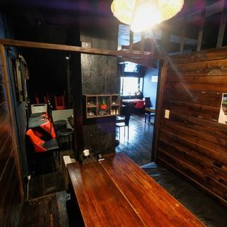 ◆掘りごたつ個室完備◆どこか懐かしさを感じられる空間◎