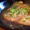魚升 - 料理写真:名物あら煮@税込190円