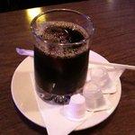 ふじ - ドリンク写真:アイスコーヒー