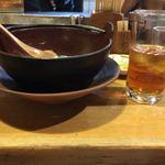 黒尊 - 鍋のサイズ。