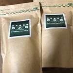 珈琲倶楽部 如水舎 井瀬木店 - 豆は150gから販売。