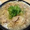 うどん居酒屋 江戸堀 - 料理写真:にんにく肉うどん