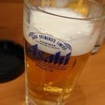 起世 居酒屋 - 生ビール