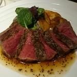 81703695 - 肉汁溢れるランイチ肉グリル