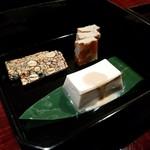 茶菓円山 - こんの真葛羮サイコーすぎ!!