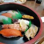 魚寿司 - 料理写真: