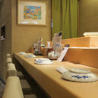 たつ郎寿司-店内の様子