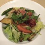 今日和 - 温野菜サラダ、ハーフ