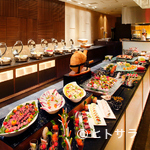 レストラン セリーナ - 世界各国の味を堪能できる月替わりのビュッフェ