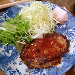 椿食堂 - 手作りハンバーグ