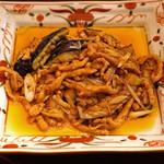 天祥 - 茄子とひき肉の香子炒め