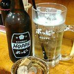 大衆酒場 亀屋 - ホッピースタート