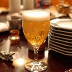 天祥 - 生ビール