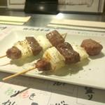 洋風串焼 Dining&Bar さんせっと - 国産牛のネギマ