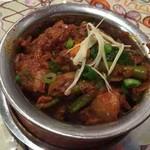 インド料理 スーリヤ - ベジタブルアチャリ
