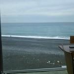 レストラン漁火 - 窓からの眺め