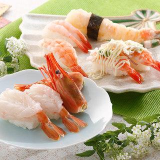 【お寿司100円(税別)~】低価格でご提供致します。